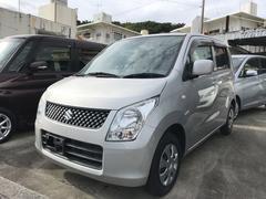 沖縄の中古車 スズキ ワゴンR 車両価格 58万円 リ済込 平成24年 4.9万K シルバー