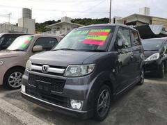 沖縄の中古車 ホンダ ゼスト 車両価格 49万円 リ済込 平成21年 8.3万K グレー