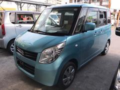 沖縄の中古車 スズキ パレット 車両価格 59万円 リ済込 平成22年 8.9万K ライトブルーM