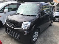 沖縄の中古車 日産 モコ 車両価格 48万円 リ済込 平成24年 10.4万K ブラウン