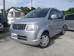 沖縄の中古車 三菱 eKワゴン 車両価格 34万円 リ済込 平成23年 9.2万K シルバー