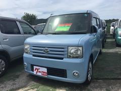 沖縄の中古車 ダイハツ ムーヴコンテ 車両価格 35万円 リ済込 平成21年 19.1万K ライトブルー