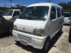 沖縄の中古車 スズキ エブリイ 車両価格 22万円 リ済込 平成17年 9.2万K ホワイト