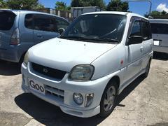 沖縄の中古車 スバル プレオ 車両価格 16万円 リ済込 平成13年 9.5万K ホワイト