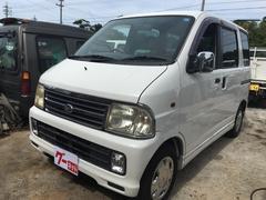 沖縄の中古車 ダイハツ アトレー 車両価格 13万円 リ済込 平成12年 13.5万K ホワイト