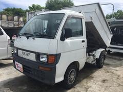 沖縄の中古車 ダイハツ ハイゼットトラック 車両価格 35万円 リ済込 平成9年 14.6万K ホワイト