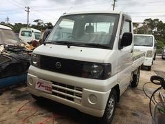 沖縄の中古車 日産 クリッパートラック 車両価格 38万円 リ済込 平成17年 14.7万K ホワイト
