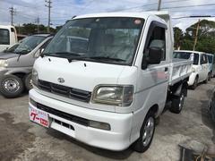 沖縄の中古車 ダイハツ ハイゼットトラック 車両価格 43万円 リ済込 平成11年 13.9万K ホワイト