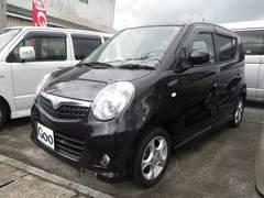 沖縄の中古車 スズキ MRワゴン 車両価格 39万円 リ済込 平成21年 9.2万K ミステリアスバイオレットパール
