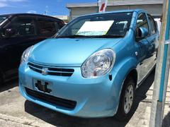 沖縄の中古車 トヨタ パッソ 車両価格 59万円 リ済込 平成25年 8.6万K アオ