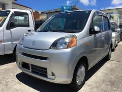 沖縄の中古車 ホンダ ライフ 車両価格 33万円 リ済込 平成22年 9.0万K シルバー