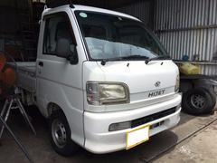 沖縄の中古車 ダイハツ ハイゼットトラック 車両価格 27万円 リ済込 平成15年 6.3万K ホワイト