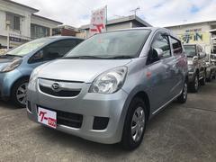 沖縄の中古車 ダイハツ ミラ 車両価格 35万円 リ済込 平成24年 9.4万K シルバー