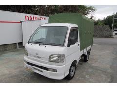 沖縄の中古車 ダイハツ ハイゼットトラック 車両価格 29万円 リ済込 平成14年 13.4万K ホワイト