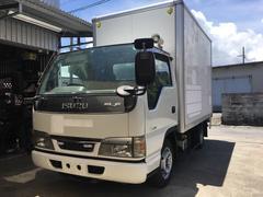 沖縄の中古車 いすゞ エルフトラック 車両価格 69万円 リ済込 平成16年 13.6万K ホワイト