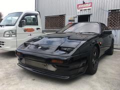 沖縄の中古車 日産 フェアレディZ 車両価格 158万円 リ済込 昭和61年 1.3万K ブラック