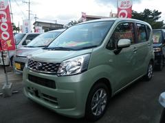 沖縄の中古車 ダイハツ ムーヴ 車両価格 131万円 リ済込 新車  グリーン