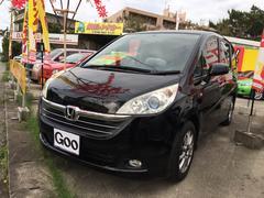 沖縄の中古車 ホンダ ステップワゴン 車両価格 58万円 リ済別 平成18年 9.3万K ブラック
