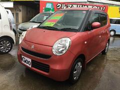 沖縄の中古車 スズキ MRワゴン 車両価格 45万円 リ済別 平成20年 10.7万K ストロベリーパール