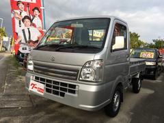沖縄の中古車 スズキ キャリイトラック 車両価格 103.7万円 リ未 新車  シルバー