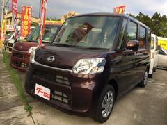 沖縄の中古車 ダイハツ タント 車両価格 135.6万円 リ未 新車  プラムブラウンクリスタルマイカ