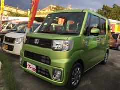沖縄の中古車 ダイハツ ウェイク 車両価格 135万円 リ未 新車  グリーン