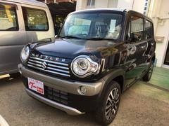 沖縄の中古車 スズキ ハスラー 車両価格 158.5万円 リ未 新車  ブラック