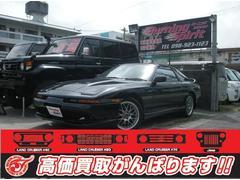 沖縄の中古車 トヨタ スープラ 車両価格 109万円 リ済別 平成2年 9.8万K ブラック