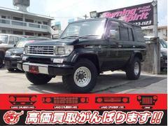 沖縄の中古車 トヨタ ランドクルーザープラド 車両価格 135万円 リ済別 平成6年 21.5万K ブラック