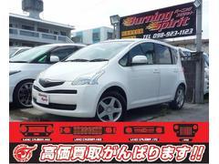 沖縄の中古車 トヨタ ラクティス 車両価格 29万円 リ済込 平成18年 9.7万K ホワイト
