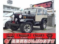 沖縄の中古車 三菱 ジープ 車両価格 75万円 リ済別 平成4年 13.1万K ブラック
