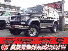 沖縄の中古車 トヨタ ランドクルーザープラド 車両価格 129万円 リ済別 平成6年 23.0万K グリーンII