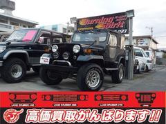 沖縄の中古車 三菱 ジープ 車両価格 65万円 リ済別 平成4年 5.6万K ブラック