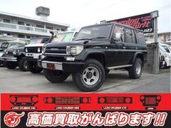 沖縄の中古車 トヨタ ランドクルーザープラド 車両価格 125万円 リ済別 平成7年 27.2万K ブラック