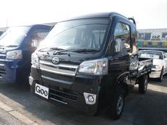 沖縄の中古車 ダイハツ ハイゼットトラック 車両価格 103万円 リ済込 新車  ブラック