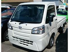 沖縄の中古車 ダイハツ ハイゼットトラック 車両価格 73万円 リ済込 新車  ホワイト