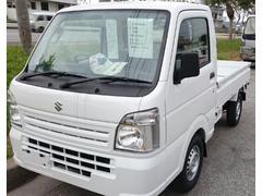 沖縄の中古車 スズキ キャリイトラック 車両価格 78万円 リ済込 新車  ホワイト