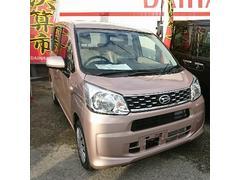 沖縄の中古車 ダイハツ ムーヴ 車両価格 102万円 リ済込 新車  ピンク