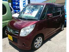 沖縄の中古車 スズキ パレット 車両価格 38万円 リ済込 平成20年 10.9万K ワインM