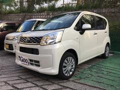 沖縄の中古車 ダイハツ ムーヴ 車両価格 122万円 リ済込 平成28年 4K パールホワイト