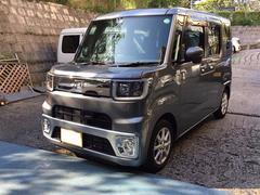 沖縄の中古車 ダイハツ ウェイク 車両価格 130万円 リ済込 平成27年 2.0万K グレーM