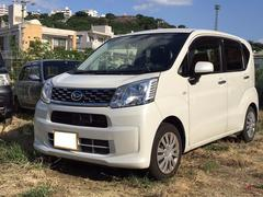 沖縄の中古車 ダイハツ ムーヴ 車両価格 95万円 リ済込 平成27年 1.9万K パールホワイト