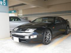沖縄の中古車 日産 フェアレディZ 車両価格 69万円 リ済込 平成7年 10.7万K ブラック