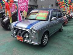 沖縄の中古車 ダイハツ ミラジーノ 車両価格 53万円 リ済込 平成15年 6.4万K シルバー