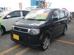 沖縄の中古車 三菱 eKスポーツ 車両価格 43万円 リ済込 平成21年 7.6万K ブラック