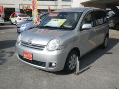 沖縄の中古車 トヨタ シエンタ 車両価格 39万円 リ済込 平成19年 10.8万K シルバー