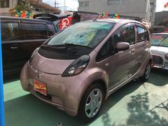沖縄の中古車 三菱 アイ 車両価格 43万円 リ済込 平成20年 10.0万K ライトピンクM