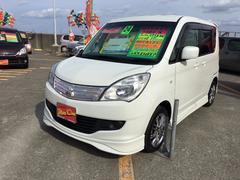 沖縄の中古車 三菱 デリカD:2 車両価格 59万円 リ済込 平成24年 8.9万K パールホワイト