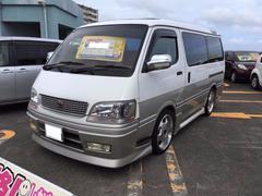 沖縄の中古車 トヨタ ハイエースワゴン 車両価格 79万円 リ済込 平成10年 16.5万K ホワイトII