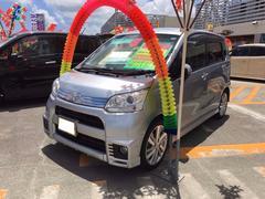 沖縄の中古車 ダイハツ ムーヴ 車両価格 69万円 リ済込 平成23年 9.5万K シルバー